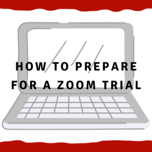 How to prepare for a Zoom trial